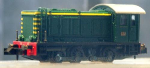 Un'altra immagine della D.236 di Claudio Bertoli (Verona 2011). Si può notare la griglia anteriore modificata.
