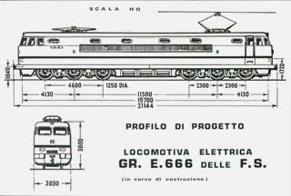 Altro schema della E.666