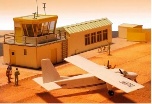 Torre aeroportuale di Microlife