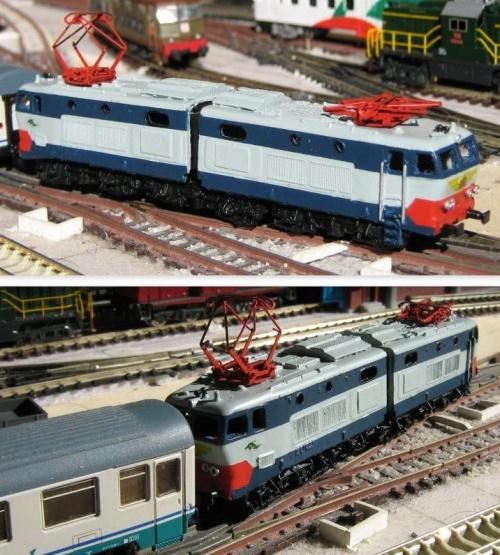 """La E.656 delle """"Ferrovie del Caimano"""" di Ilario Baccari"""