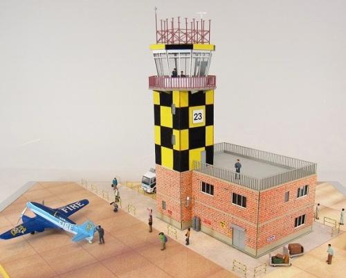 Torre di controllo Microlife