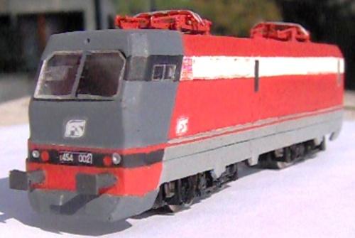 E.454 - Ferrovia del Caimano