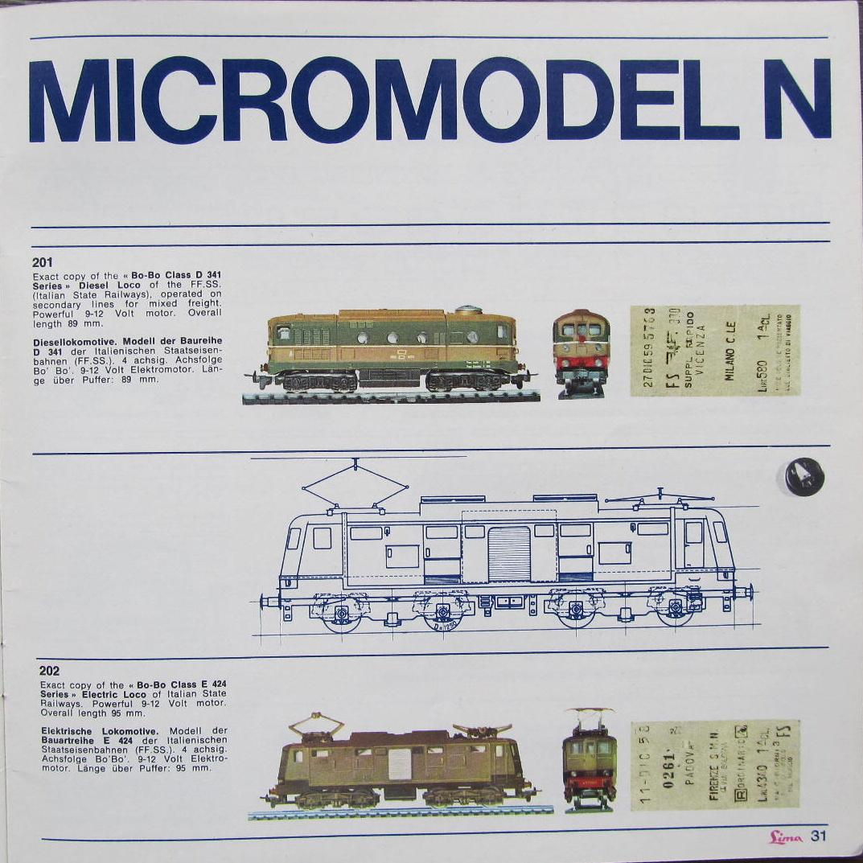 """MODELLINO TRENO AMERICAN STANDARD /""""THE GENERAL/"""" SCALA 1:160 NUOVO"""