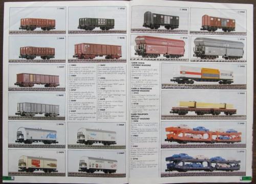 Una paginata di merci  sul catalogo 1988: tranne il