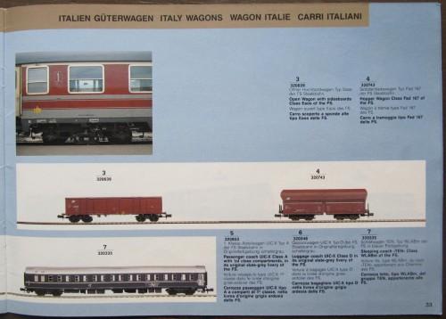 1991: i carri FS Eaos e Fad 167
