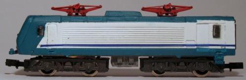 E.464 di Gianni PrinDerre motorizzata Arnold, lato A