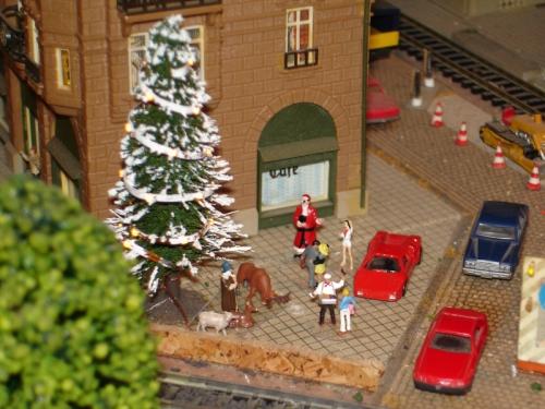 Natale in scala N - da www.modellbauerpower.de