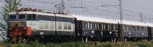 E.655.249 in testa al VSOE nel 2005. Foto © Jacopo da www.trenomania.org