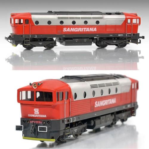 Modello Sengritana di FSM