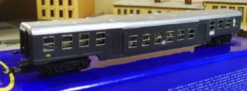 EuroRailModels C076 - carrozza PR ABz di prima serie