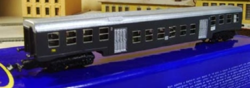 EuroRailModels C077 - carrozza PR Bz di seconda serie