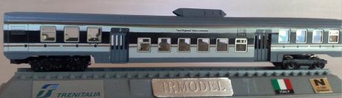 Irmodel - P.R. intermedia ristruturata con clima - TILO