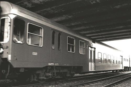 Semipilota in coda del locale Alessandria-Piacenza - Foto da Amicitreni