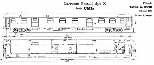 Postale Unificato UMIz Tipo 1978