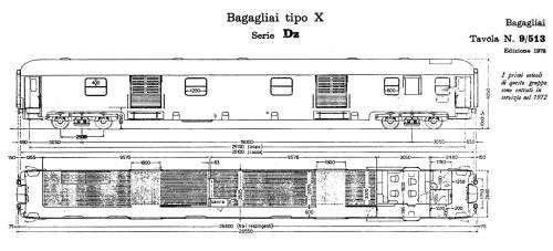 Dz Tipo 1970