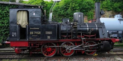 89.7159, T3 di seconda serie, tipo III-e(2). Foto © Helmut Dimitroff da www.bahnbilder.de