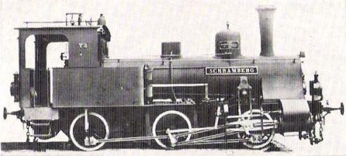 T3L - BR 89.411 Foto da: www.marklinfan.it, originale da Taschenbuch Deutshe Damplokomotiven