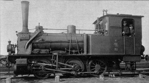 III-4e seconda serie, BR 89.7075 - Foto EisenbahnJournal / Preussen Report / da: traizitaliafoto.com