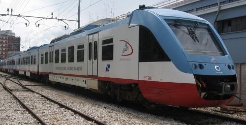 ELT208 di Ferrotramviaria, Foto © Giogio Iannelli da trainspo.com