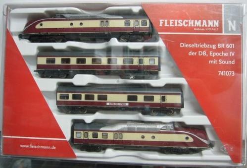 Fleischmann 741073