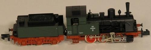 Arnold 2218, T3 BLE con tender. Imperiale corto.