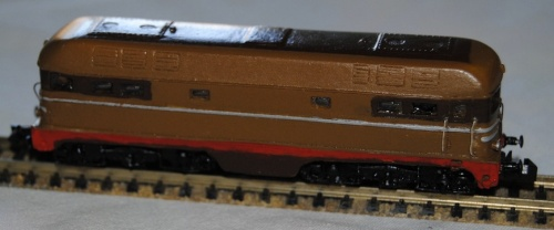 D342 serie 2000 Assoenne, dalla collezione Angioy
