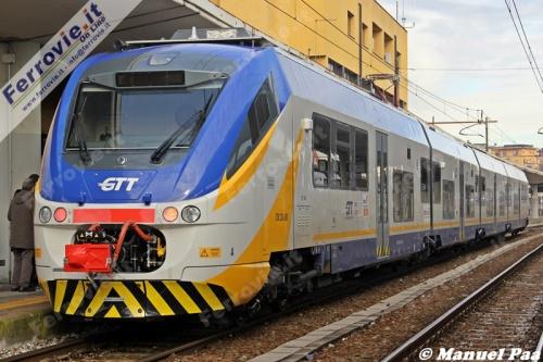 ETR 234.001 - Uno dei tre nuovi Coradia entrati in servizio nel 2014 - Foto © Manuel Paa da www.ferrovie.it