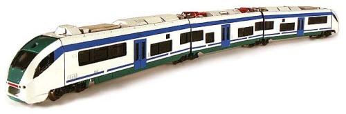 Il Minuetto Elettrico di Locomodel ancora senza decals, da www.locomodel.it
