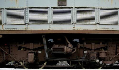 Biellino del motogeneratore sulla E.626.059. Foto © Stefano Chernaz da trainsimsicilia.net
