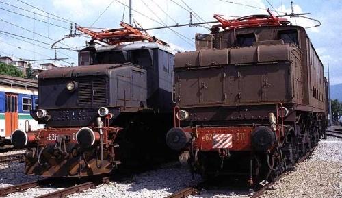 la 006 e la 311 di LFI - foto da trainweb.org