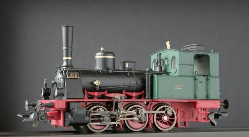 Trix 22767 - T3 del Museo ferroviario Piemontese - Foto da www.osterthun.com