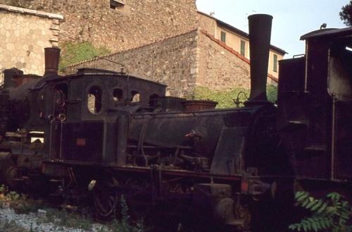 T3 Savona nel 1975 - Foto © Roger Goodrum da railwayherald.com