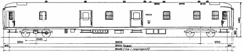 Dettaglio dell'UIz 1964