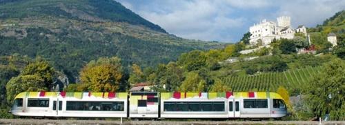 Val Venosta: Treni e Castelli