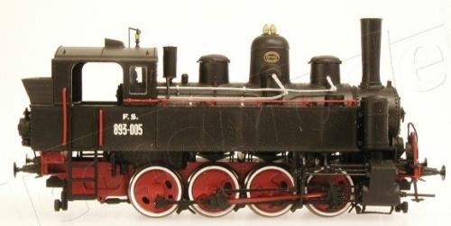 Altra immagine della Brawa 40608 - FS 893 - Foto da www.tecnomodel.it