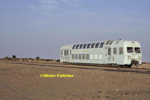La CFC in Mauritania - Foto © Wouter Radstake