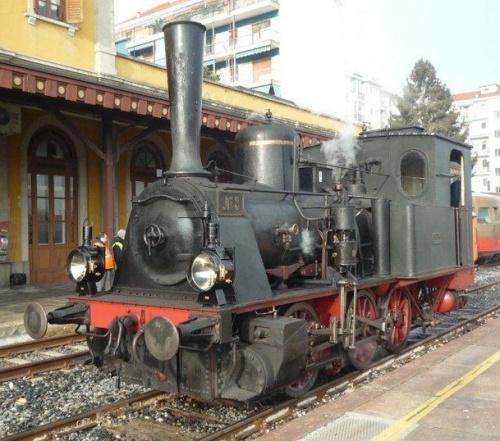 T3 del Museo Ferroviario Piemontese - Foto © Andrea Coccioni da flickr