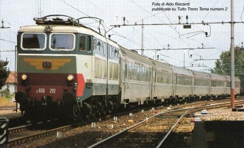 Cisalpin in Italia - Foto Aldo Riccardi, tratta da www.fotoamatori.it - originale pubblicato su TuttoTreno