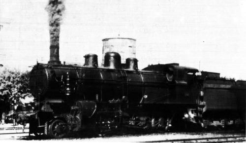 Foto storica di una FS Gruppo 728, da http://www.ilmondodeitreni.it/