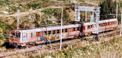 ALe.582 in Sicilia nel 1998 - foto da digilander.iol.it/trenodoc