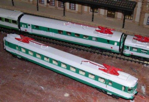 Le ALe.601 di Vittorio Naldini - foto dal suo sito www.naldinivitorio.it