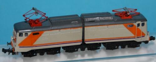 Una rara E.646 Navetta realizzata da Cestaro