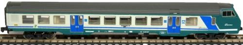 npBD non passante in livrea XMPR modello LoCo n. - Foto dal sito www.locomodels.it