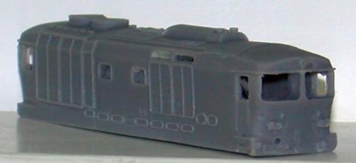 D.445 ancora grezza, prodotta da NParty
