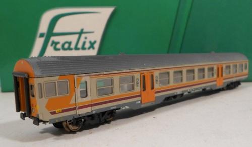 Fratix semipilota, modello 2015. Foto da ebay.