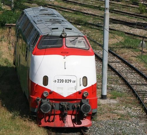 La 029 ER, ritratta a Cremona il  Il 20.6.2009 - Foto © Massimo Minervini da trainzitaliafoto