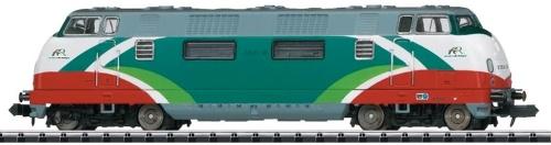 Della Minitrix FER 220.011 per ora è stato reso pubblico solo il disegno.