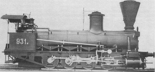 Südbahn 34, poi FS 455 da wikimedia