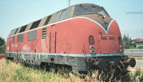La 029 - T 5719 Impresa Veltri nel giugno 1996 - Foto © www-lokfotos.de
