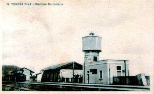 Torre dell' acqua a Santa Teresa (ME) - foto da www.comunemio.it